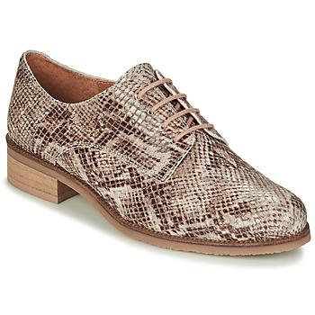 Παπούτσια Γυναίκα Derby André PANCAKE Beige