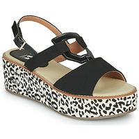 Παπούτσια Γυναίκα Σανδάλια / Πέδιλα Vanessa Wu MIGLOS Black