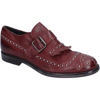 Παπούτσια Γυναίκα Μοκασσίνια Moma Κλασσικός BP885 Βιολέτα