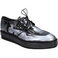 Παπούτσια Γυναίκα Derby Moma Κλασσικός BP909 Μαύρος