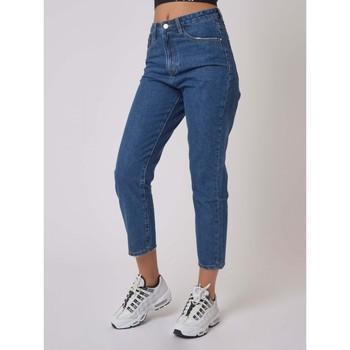 Υφασμάτινα Γυναίκα Jeans Project X Paris  Μπλέ