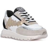 Παπούτσια Άνδρας Χαμηλά Sneakers At Go GO MOON ARGENTO 560 Grigio