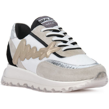 Xαμηλά Sneakers At Go GO MOON ARGENTO 560