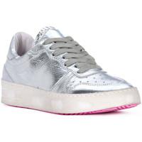 Παπούτσια Άνδρας Χαμηλά Sneakers At Go GO MOON ARGENTO Grigio