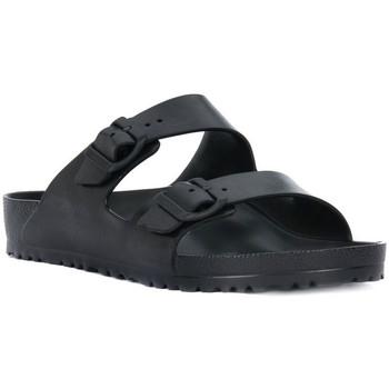 Παπούτσια Γυναίκα Τσόκαρα Birkenstock ARIZONA EVA BLACK CALZ N Nero