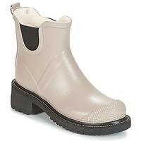 Παπούτσια Γυναίκα Μπότες βροχής Ilse Jacobsen RUB47 Ocre