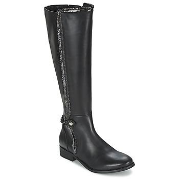 Παπούτσια Γυναίκα Μπότες για την πόλη Regard ROBALO Black