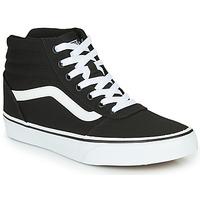 Παπούτσια Γυναίκα Ψηλά Sneakers Vans WARD HI Black