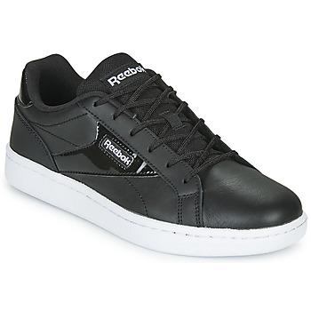Παπούτσια Γυναίκα Χαμηλά Sneakers Reebok Classic REEBOK ROYAL CMPLT CLN LX Black / Άσπρο / Άσπρο