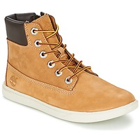 Παπούτσια Παιδί Ψηλά Sneakers Timberland GROVETON 6IN LACE WITH SIDE ZIP Blé
