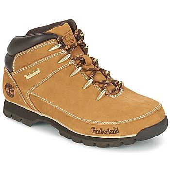 Παπούτσια Άνδρας Μπότες Timberland EURO SPRINT HIKER Beige