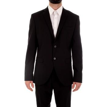 Υφασμάτινα Άνδρας Σακάκι / Blazers Selected 16051232 Nero