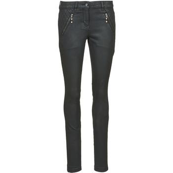 Υφασμάτινα Γυναίκα Skinny Τζιν  Tom Tailor LIRDO Black / Huilé