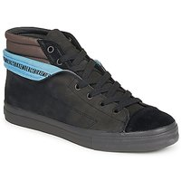 Παπούτσια Άνδρας Ψηλά Sneakers Bikkembergs PLUS MID SUEDE Black