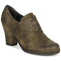 Παπούτσια Γυναίκα Χαμηλές Μπότες Audley RINO LACE TAUPE