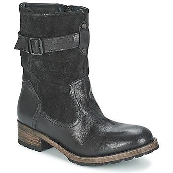 Παπούτσια Γυναίκα Μπότες Pataugas DECK Black