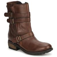 Παπούτσια Γυναίκα Μπότες Liebeskind ROMUALD Brown