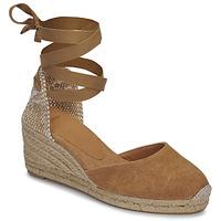 Παπούτσια Γυναίκα Σανδάλια / Πέδιλα Castaner CARINA Camel