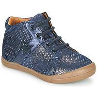 Παπούτσια Κορίτσι Ψηλά Sneakers GBB DUANA Μπλέ