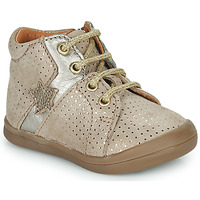 Παπούτσια Κορίτσι Ψηλά Sneakers GBB DUANA Beige