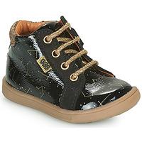 Παπούτσια Κορίτσι Ψηλά Sneakers GBB FAMIA Black