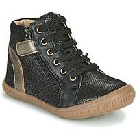 Παπούτσια Κορίτσι Ψηλά Sneakers GBB RACHIDA Black