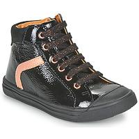 Παπούτσια Κορίτσι Ψηλά Sneakers GBB VIVENA Black
