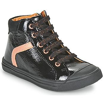 Ψηλά Sneakers GBB VIVENA ΣΤΕΛΕΧΟΣ: Δέρμα & ΕΠΕΝΔΥΣΗ: Δέρμα & ΕΣ. ΣΟΛΑ: Δέρμα & ΕΞ. ΣΟΛΑ: Καουτσούκ