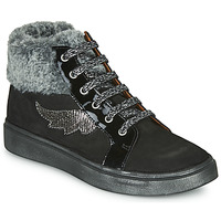 Παπούτσια Κορίτσι Ψηλά Sneakers GBB NUMA Black