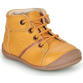 Παπούτσια Αγόρι Μπότες GBB OULOU Yellow