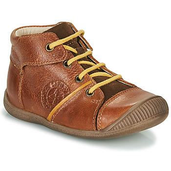 Παπούτσια Αγόρι Μπότες GBB OULOU Brown