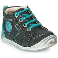 Παπούτσια Αγόρι Μπότες GBB OLAN Black / Μπλέ