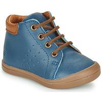 Παπούτσια Αγόρι Ψηλά Sneakers GBB TIDO Μπλέ