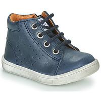 Παπούτσια Αγόρι Ψηλά Sneakers GBB FOLLIO Μπλέ