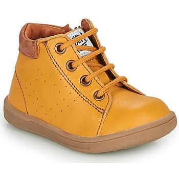 Παπούτσια Αγόρι Ψηλά Sneakers GBB FOLLIO Orange