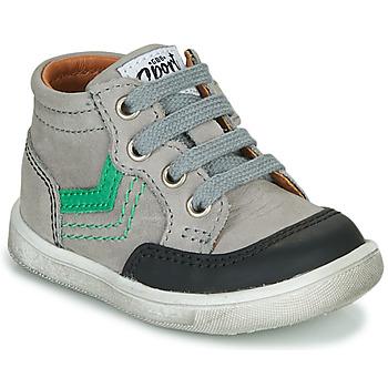 Παπούτσια Αγόρι Ψηλά Sneakers GBB VIGO Grey