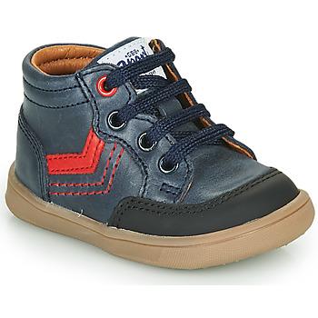 Παπούτσια Αγόρι Ψηλά Sneakers GBB VIGO Μπλέ