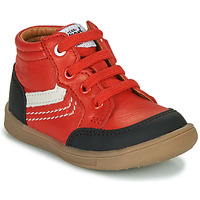 Παπούτσια Αγόρι Ψηλά Sneakers GBB VIGO Red