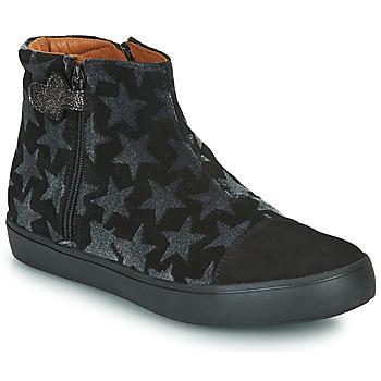 Παπούτσια Κορίτσι Μπότες GBB OKITA Black