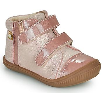 Παπούτσια Κορίτσι Ψηλά Sneakers GBB ODITA Ροζ