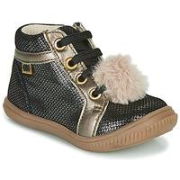 Παπούτσια Κορίτσι Ψηλά Sneakers GBB ISAURE Black