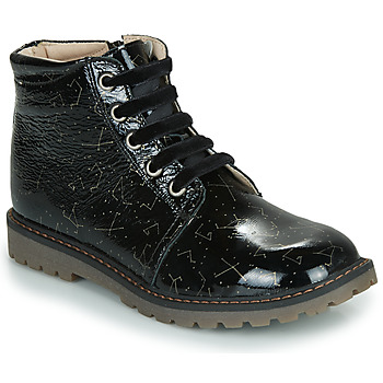 Παπούτσια Κορίτσι Ψηλά Sneakers GBB NAREA Black