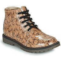 Παπούτσια Κορίτσι Ψηλά Sneakers GBB NAREA Ροζ