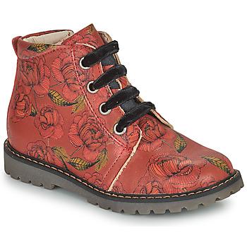Παπούτσια Κορίτσι Μπότες GBB NAREA Red