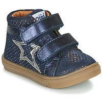Παπούτσια Κορίτσι Ψηλά Sneakers GBB OHANE Μπλέ