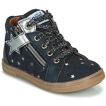 Παπούτσια Κορίτσι Ψηλά Sneakers GBB VALA Marine