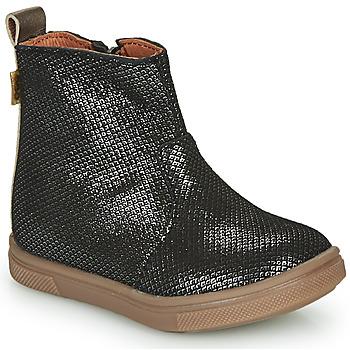 Παπούτσια Κορίτσι Μπότες GBB ERNA Black