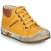 Παπούτσια Αγόρι Ψηλά Sneakers GBB OLANGO Yellow