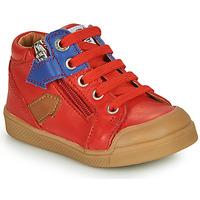Παπούτσια Αγόρι Ψηλά Sneakers GBB IONNIS Red