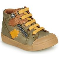 Παπούτσια Αγόρι Ψηλά Sneakers GBB IONNIS Green